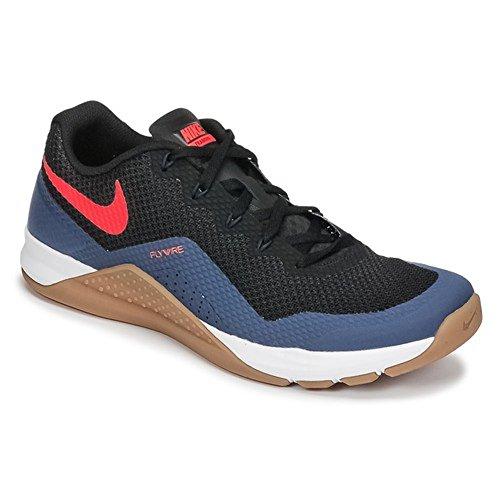 Nike Metcon Repper DSX Cross-Training, Scarpe da Fitness Uomo Nero (Black/Hyper Crimson- 084)