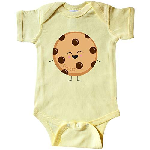 inktastic - Cookie Costume Infant Creeper Newborn Banana Yellow 31d11 -