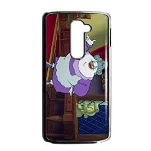 DuckTales Character Bentina Beakley LG G2 Cell Phone Case Black Xtjjf