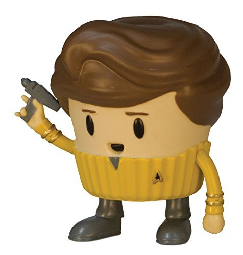 Star Trek Icons Captain Kirk - FUNEDIBLES: Star Trek- Captain Cup Kirk
