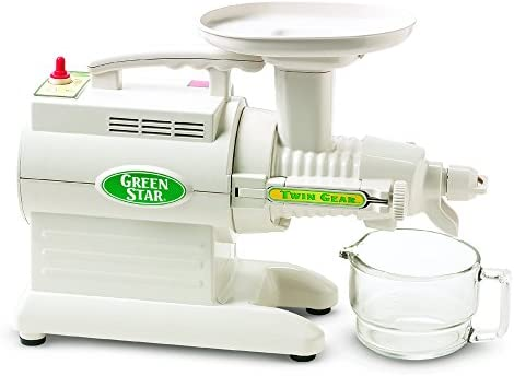 e6a6a1fb34ba Amazon.com  Tribest Green Star GS-2000 Complete Juice Extractor  Kitchen    Dining