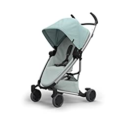One Stroller, Endless PossibilitiesThe clever and nimble Quinny Zapp Flex stroller gets you where you want to go easily and in style.The swivel wheels guarantee ease of steering and allow you to move quickly around any obstacle in your path s...