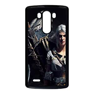 Custom Case The Witcher for LG G3 S9Y1257321