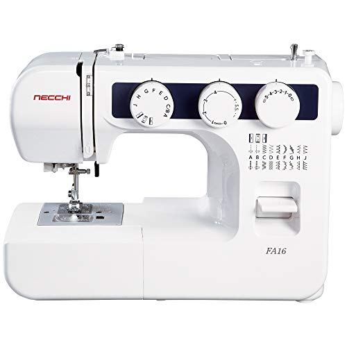 Necchi FA16 Sewing Machine White