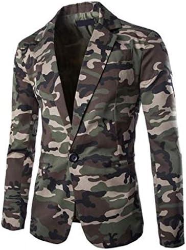 (ボナスティモーロ) メンズ ジャケット テーラードジャケット 迷彩 柄 ミリタリー アウター 薄手