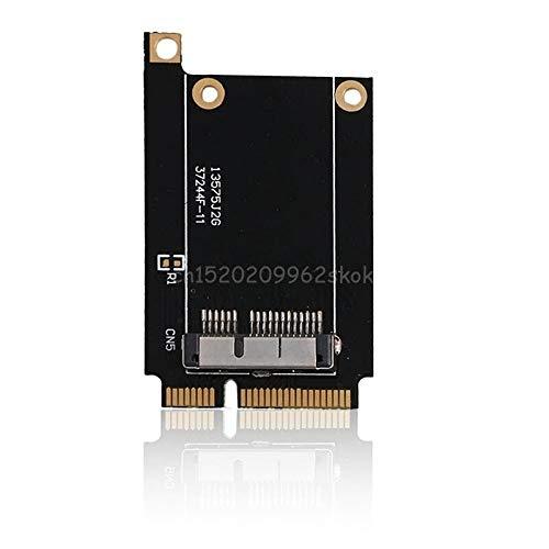 V2AMZ - PCI-E Mini PCI Express Adapter Card for Apple BCM94360CD BCM94331CM Tablet #H029# from V2AMZ