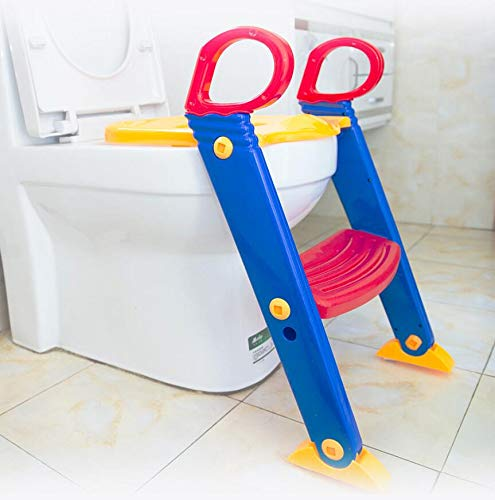 Potty Training Seat With Step Stool Ladder Sfree