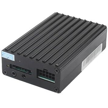 Wewoo localizador GPS Coche en Tiempo Real/gsm/GPRS Vehicle Tracker System Device con Altavoz Negro: Amazon.es: Coche y moto
