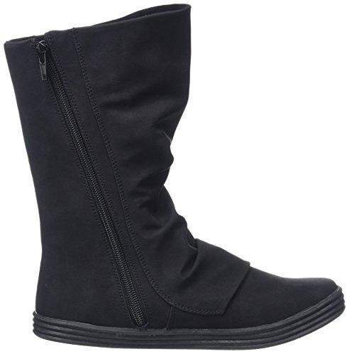Blowfish Rammish - Black (Man-Made) Womens Boots 5.5 US B8vyyl4