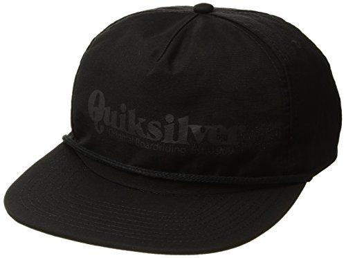 (Quiksilver Men's Torrie Piner HAT, Black, 1SZ)