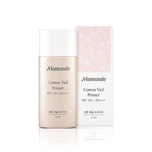 [Mamonde] Cotton Veil Primer #02 Beige Rose
