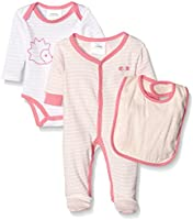 Twins Starter-Kit Igel - Body para Bebés (Pack con 3 Unidades)