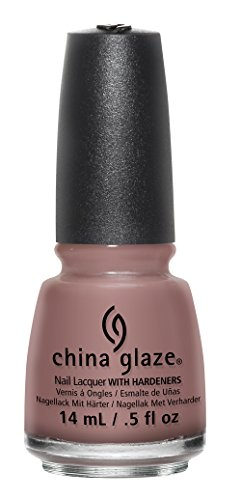 China Glaze The Great Outdoors Nail Lacquer, My Lodge Or Yours, 0.5 Fluid Ounce