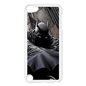 iPod Touch 5 Case White batman scary illust LV7070154