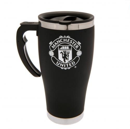 Manchester United Fc - Authentic Epl Executive Travel Mug 450ml - Executive Coffee Mug