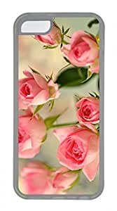 Botanical gardens Swaziland ?¡ìC Ro Diy For Ipod mini Case Cover (Flowers Series, Watercolor style, White)