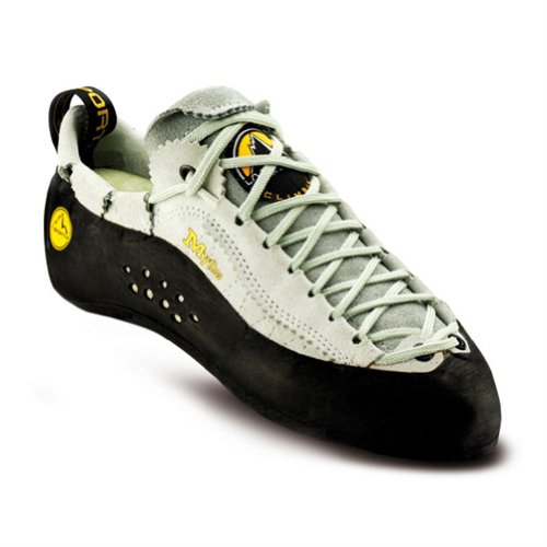 La Sportiva Mythos Climbing Shoe - 234-GREEN-37 by La Sportiva Usa