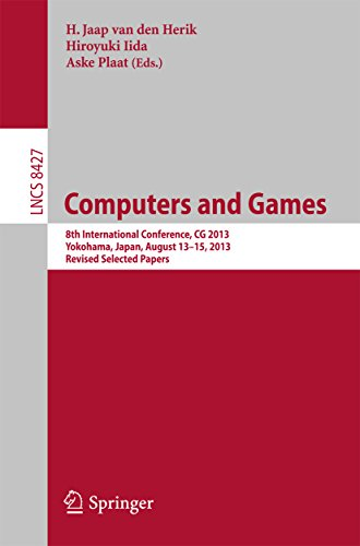 Download Computers and Games: 8th International Conference, CG 2013, Yokohama, Japan, August 13-15, 2013, Revised Selected Papers (Lecture Notes in Computer Science … Computer Science and General Issues) Pdf