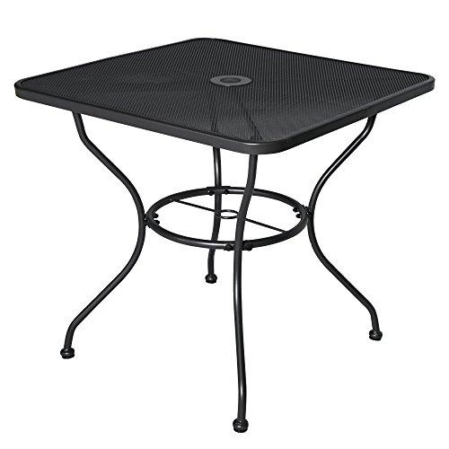 bistro table square patio