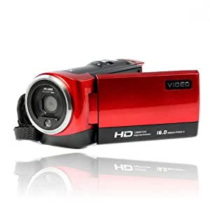 "Mokingtop(TM) Fashion New 2.7"" TFT LCD 16MP HD 720P Digital Video Recorder Camera 16x Digital ZOOM DV"
