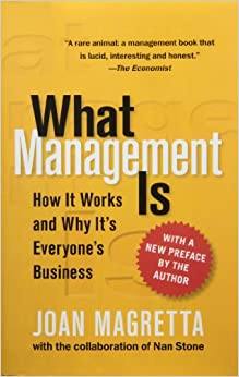 What management is how it works and why its everyones business see all buying options fandeluxe Image collections