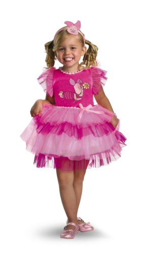 Frilly Piglet Costume - Small (2T) -