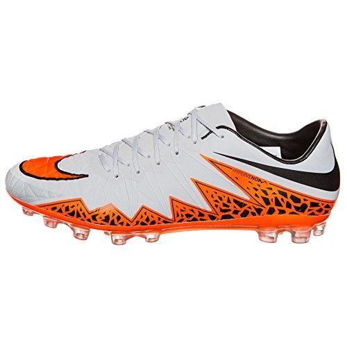Nike Hypervenom Phinish AG-R Botas de fútbol, Hombre Gris - gris