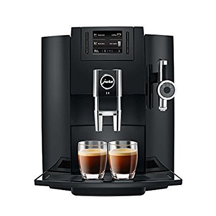 Jura E8 Automatic Coffee/Epresso Maker by JURA