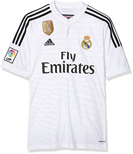adidas - Wc Real H Jsy - Real Madrid T-Shirt - Männer  - weiß - Grösse S