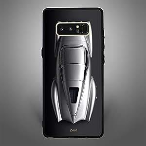 Samsung Galaxy Note 8 Concept Art Car