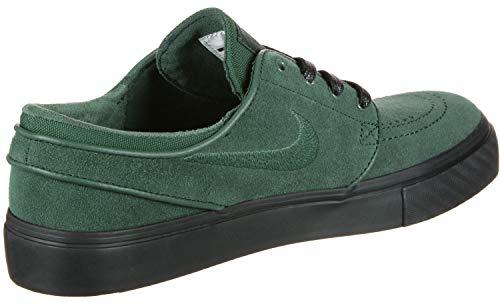 Basse Stefan Multicolore midnight Zoom Janoski Ginnastica Nike 001 Da Green Uomo Scarpe black Bwq5WFY