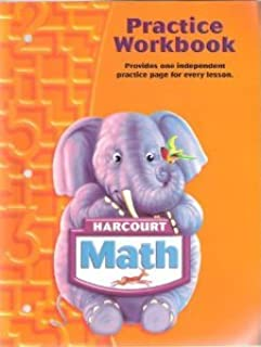 math worksheet : practice workbook student edition harcourt math grade 1 2004  : Harcourt Math Worksheets Grade 1