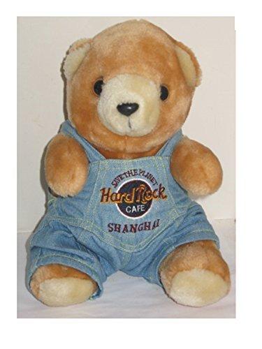 Hard Rock Cafe Stuffed Animal Bear