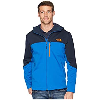 Image of Fashion Hoodies & Sweatshirts The North Face Men's Apex Canyonwall Hybrid Hoodie