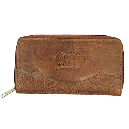 John Deere Vintage Style Ladies Wallet - LP68751