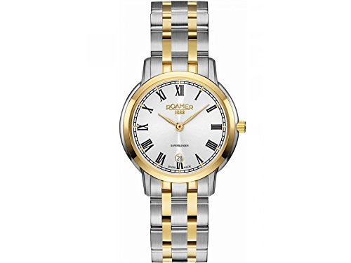 Roamer Ladies Watch Classic Line Ladies Superslender 515811 47 22 50