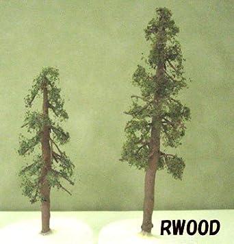 Amazon | 模型材料 完成樹木 RWO...