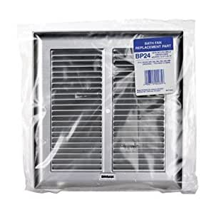 Broan Nutone Bp24 Grille And Metal Bath Fan For 660 662