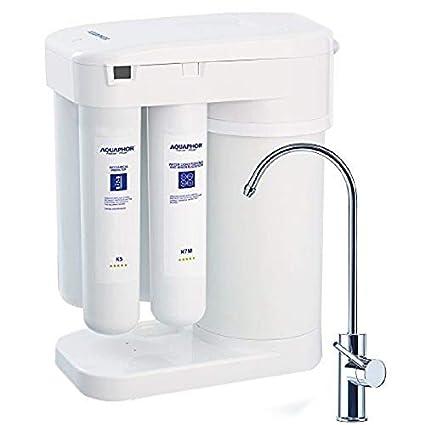 Aquaphor DWM101 morrión Compact Osmosis inversa agua potable máquina con mineralización