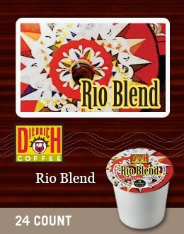 Diedrich Coffee Rio Blend K-Cups