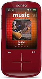 amazon com sandisk sansa fuze 8 gb video mp3 player silver home rh amazon com Sansa Fuze Problems SanDisk Sansa User Manual PDF