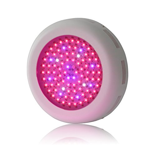 Roleadro Hydroponic 270W UFO LED Plant Grow Light with Hi...