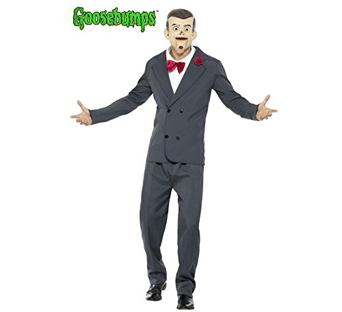 Goosebumps Slappy The Dummy Costume -
