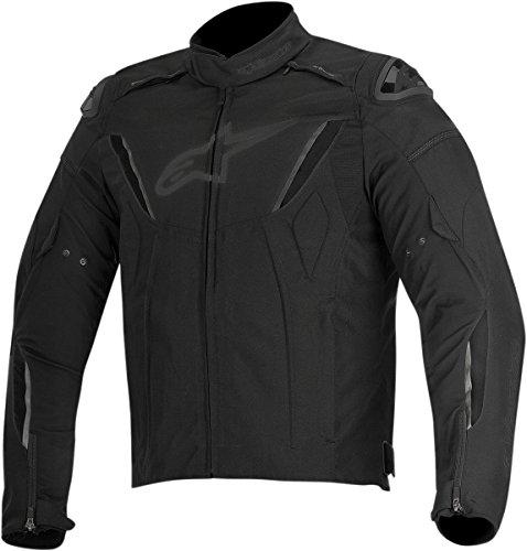 Alpinestars T-GP Plus R Waterproof Men's Street Motorcycle Jackets - Black / Large