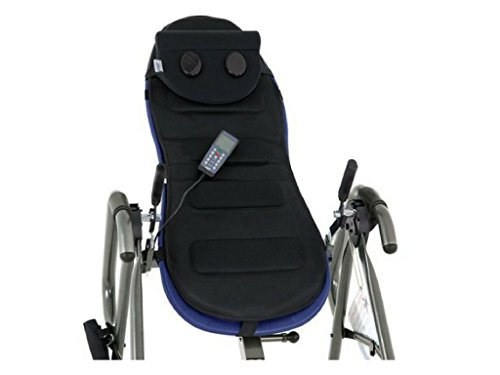 400 Inversion Tables (Teeter Better Back Vibration Cushion with Neck Support 300 LBS Maximum Weight)
