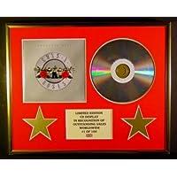 Guns N' Roses/CD Display/Limited Edition/COA/Greatest Hits