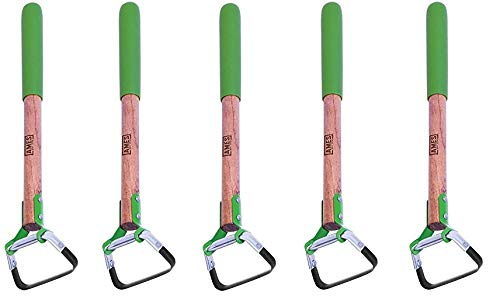 The AMES Companies, Inc 1985450 Mini Action Hoe (5-Pack)
