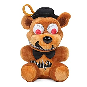 YOUHA 14 CM Cinco Noches en el Colgante de Peluche de Freddy ...