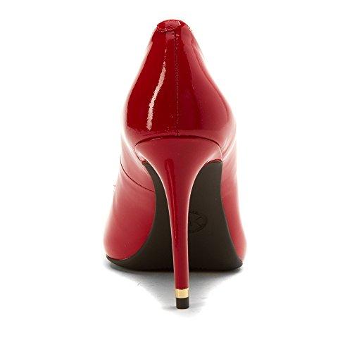 Ashby Flex Pump Crimson 39