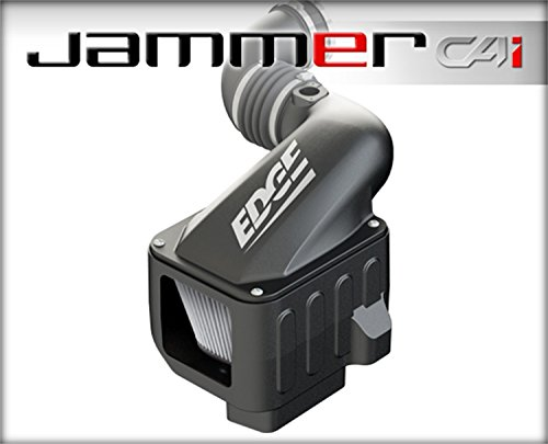 - Edge Products 28135-D Jammer Cold Air Intake Incl. Dry High Flow Air Filter/Intake Tube/Box Jammer Cold Air Intake